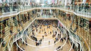 alışveriş merkezi güvenliği